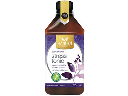 Harker Herbals Stress Tonic 250ml