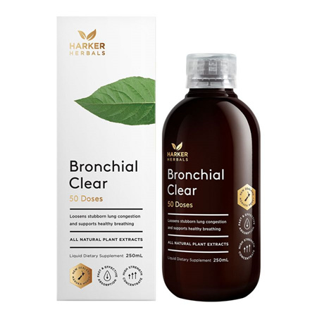 HARKERS Bronchial Clear 250ml
