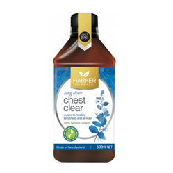 HARKERS Chest Clear 500ml