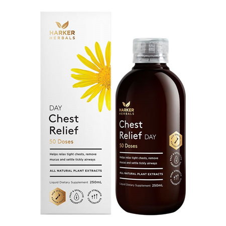 HARKERS Chest Relief Day 250ml