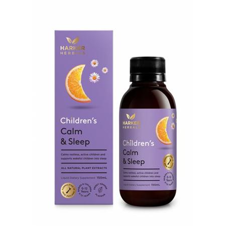 HARKERS Childrens Calm & Sleep 150ml