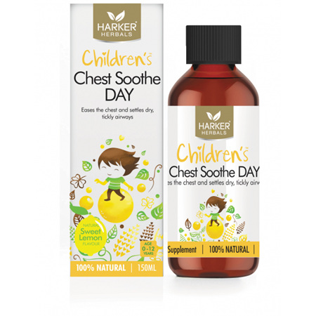 HARKERS Children's Chest Soothe Day 150ml