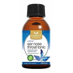 HARKERS Ear Nose & Throat Tonic 100ml