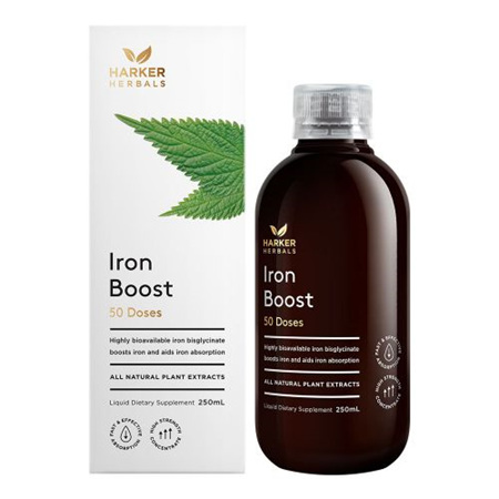 HARKERS Iron Boost 250ml