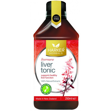 HARKERS Liver Tonic 250ml