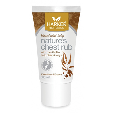 HARKERS Natures Chest Rub 30g