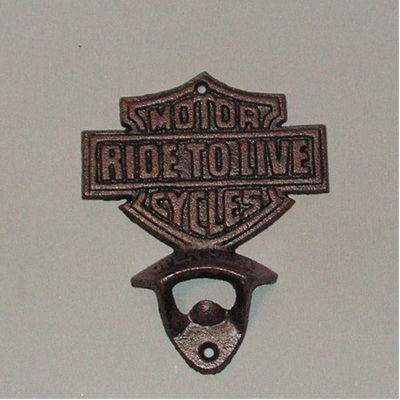 Harley Ride to Live Bottle Opener