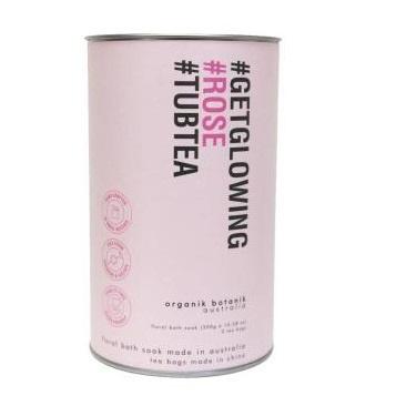 Hashtag Bath Tea - Rose