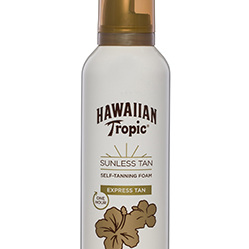 Hawaiian Tropic Self Tan Foam 1Hr Express 200ml