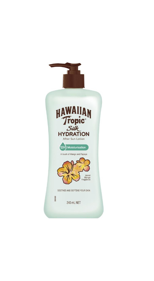 HAWAIIAN TROPIC Silk Hydration Aftersun Lotion 240ml