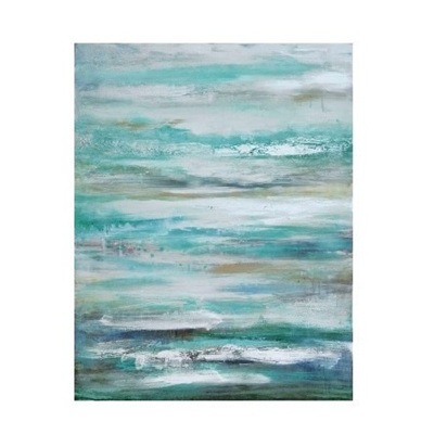 Haze Canvas Print 100 x 100 cmh