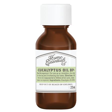 HE Eucalyptus Oil BP 25ml