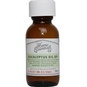 HE Eucalyptus Oil BP 50ml