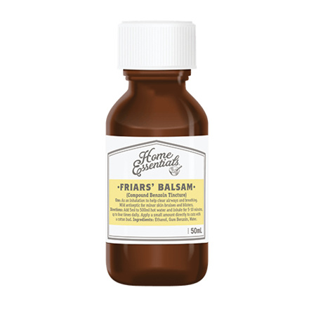 HE Friars Balsam Compound 50ml