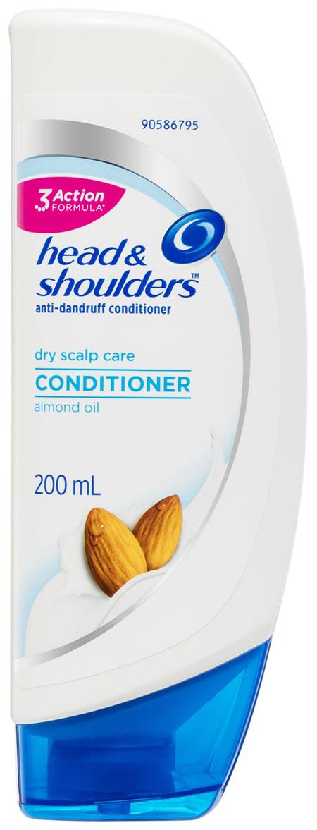 Head & Shoulders Dry Scalp Care Anti-Dandruff Conditioner (200ml)
