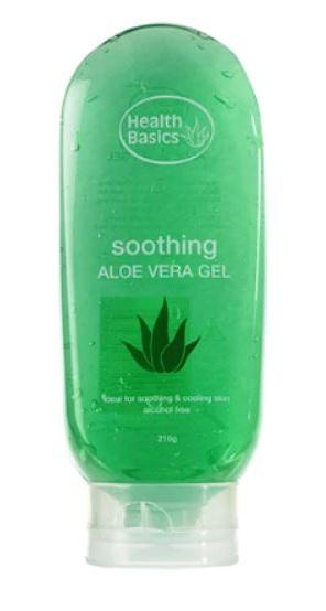 Health Basics Pure Aloe Vera Gel 210g