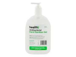 HEALTHE Antibact Hand Sanit Gel 375Ml