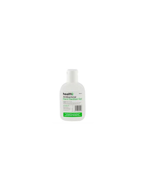 HEALTHE HAND SANITISER GEL 60mL