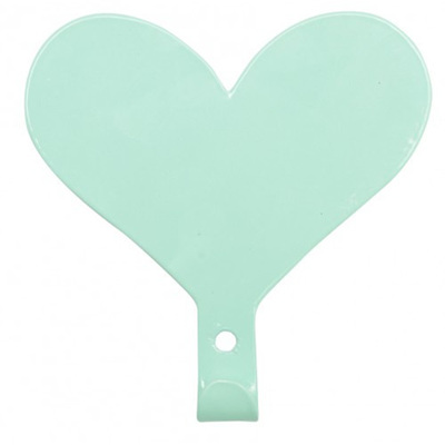 Heart Hook Mint
