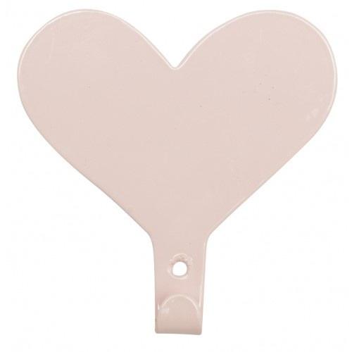 Heart Hook Pink