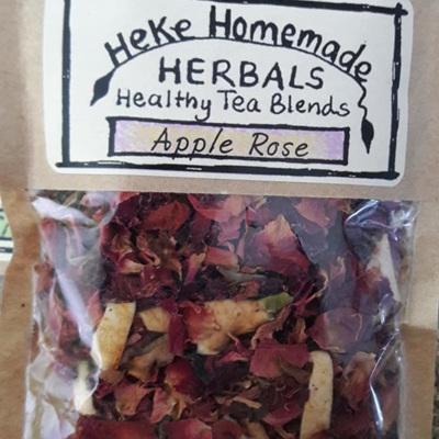 Heke Tea Apple Rose 15g