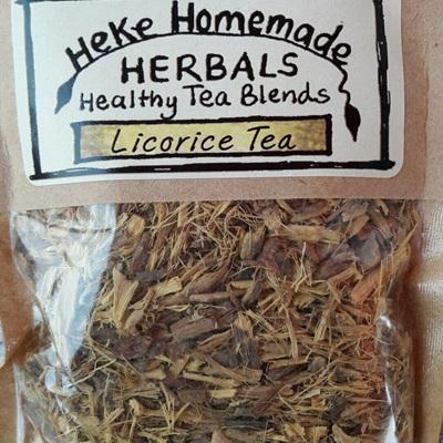 Heke Tea Licorice 20g