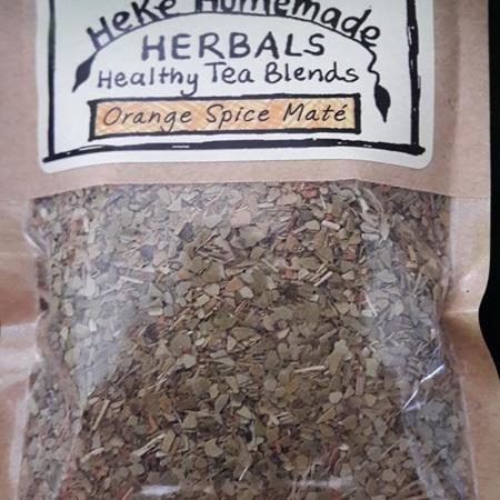 Heke Tea Orange Spice Mate 20g