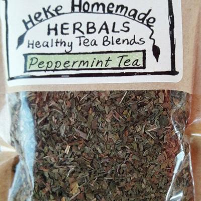 Heke Tea Peppermint 14g