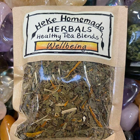 Heke Tea Wellbeing 12g