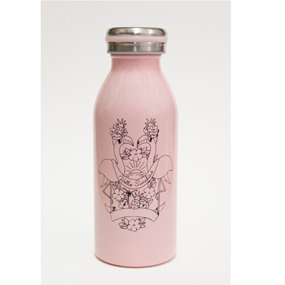 Hello Sunshine Flamingo Drink Bottle
