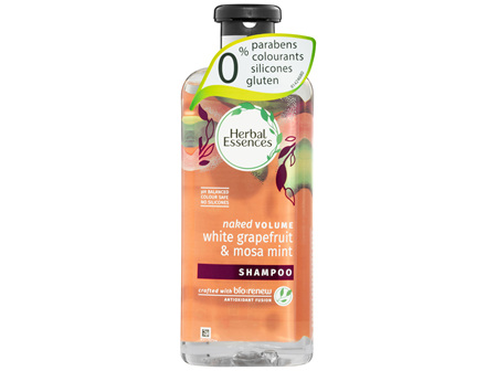 Herbal Essences bio:renew White Grapefruit & Mint Volumising Shampoo 400mL