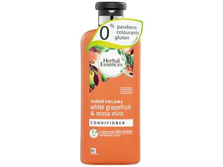Herbal Essences bio:renew White Grapefruit & Mint Volumising Conditioner  400mL