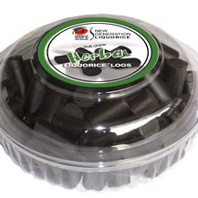 Herbal Liquorice Logs
