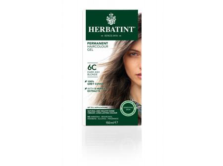 HERBATINT 6C Dark Ash Blonde