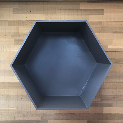 Hexagon Display Box - Small