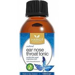 HHP Ear Nose & Throat Tonic 100ml