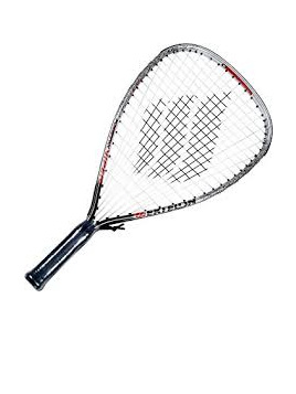Hi Ball Squash Racket Powerfan Viper