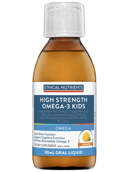 High Strength Omega-3 Kids Oral Liquid 90mL