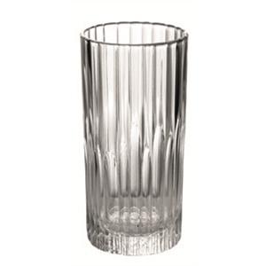 Highball Manhattan Clear Glass S/4