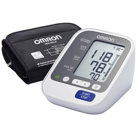 HIRE OMRON BLOOD PRESSURE MONITOR DELUXE HEM7130 1 WEEK