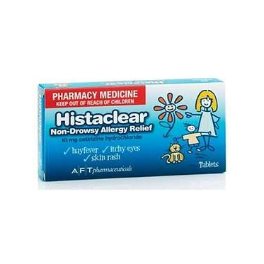 Histaclear 10mg 30