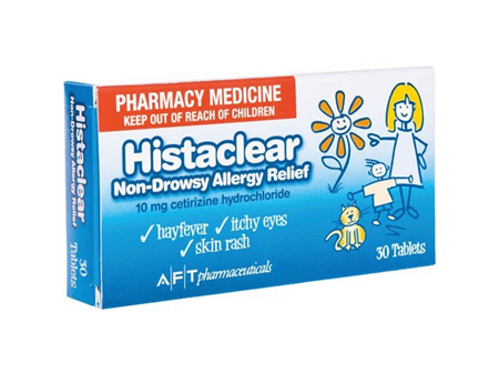 Histaclear 30 tablets