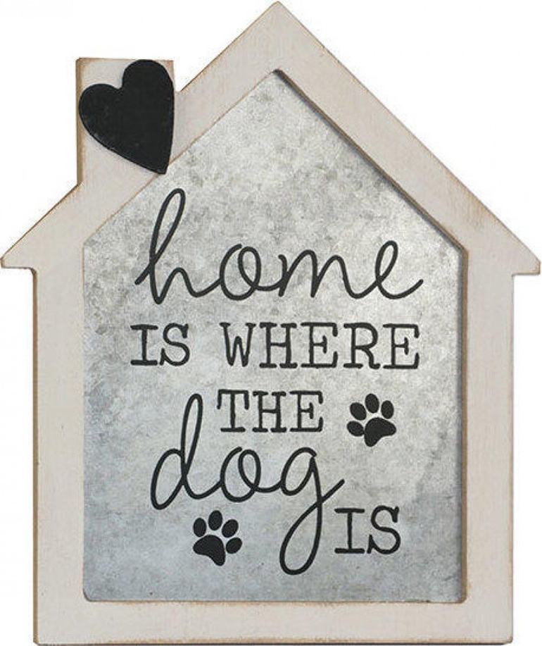 Home Dog Sign