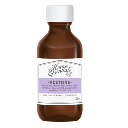 Home Essentials Acetone 100ml