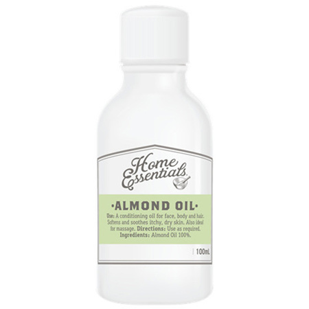 Home Essentials Almond Oil 100ml