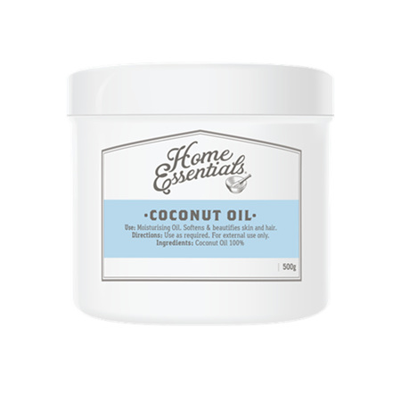 Home Essentials Coconut Oil 500g