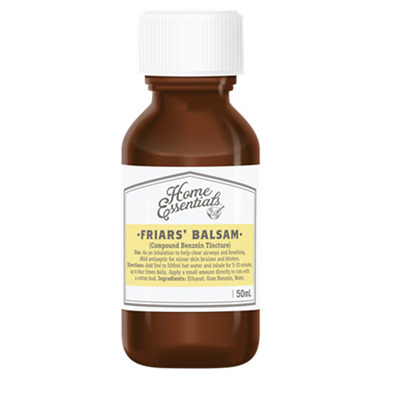 Home Essentials Friars Balsam Compound 50ml