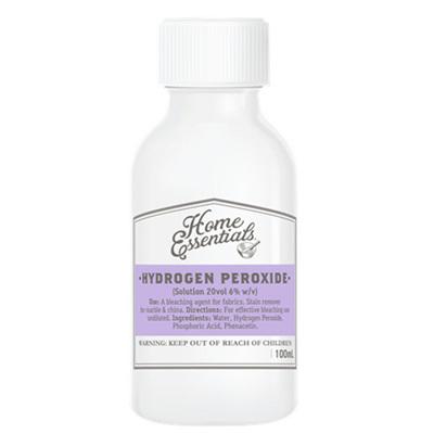 Home Essentials Hydrogen Peroxide 20vol 100ml