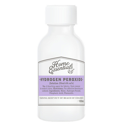 Home Essentials Hydrogen Peroxide 20vol 100ml