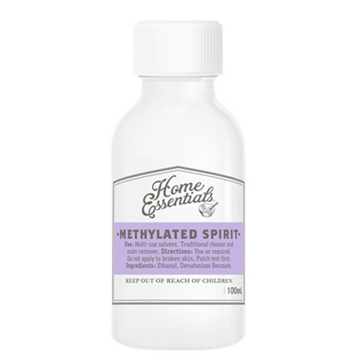 Home Essentials Methylated Spirit 100ml